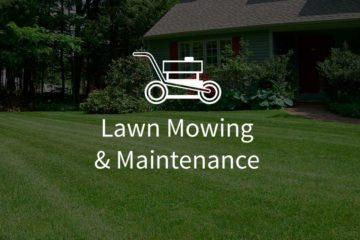 Lawn Mowing & Maintenance